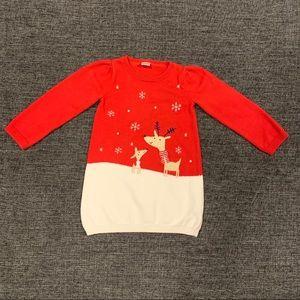 Gymboree Knit Holiday Dress